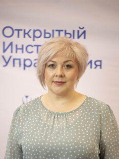Черашева Елена<br>  Владимировна